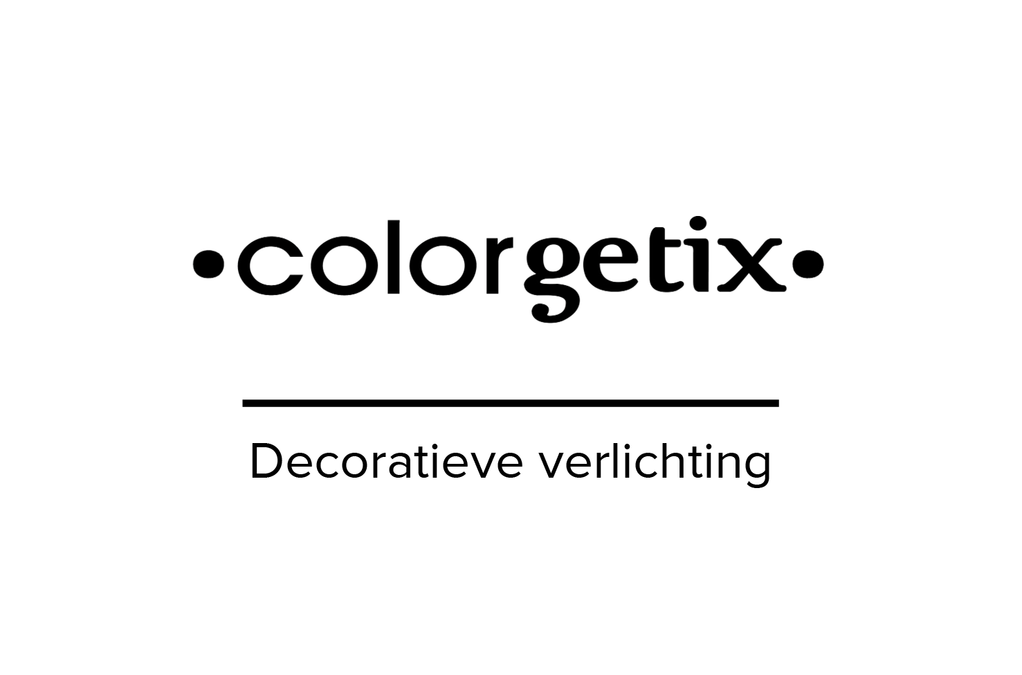 Colorgetix designverlichting