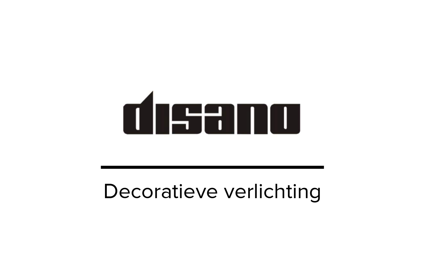 Disano designverlichting