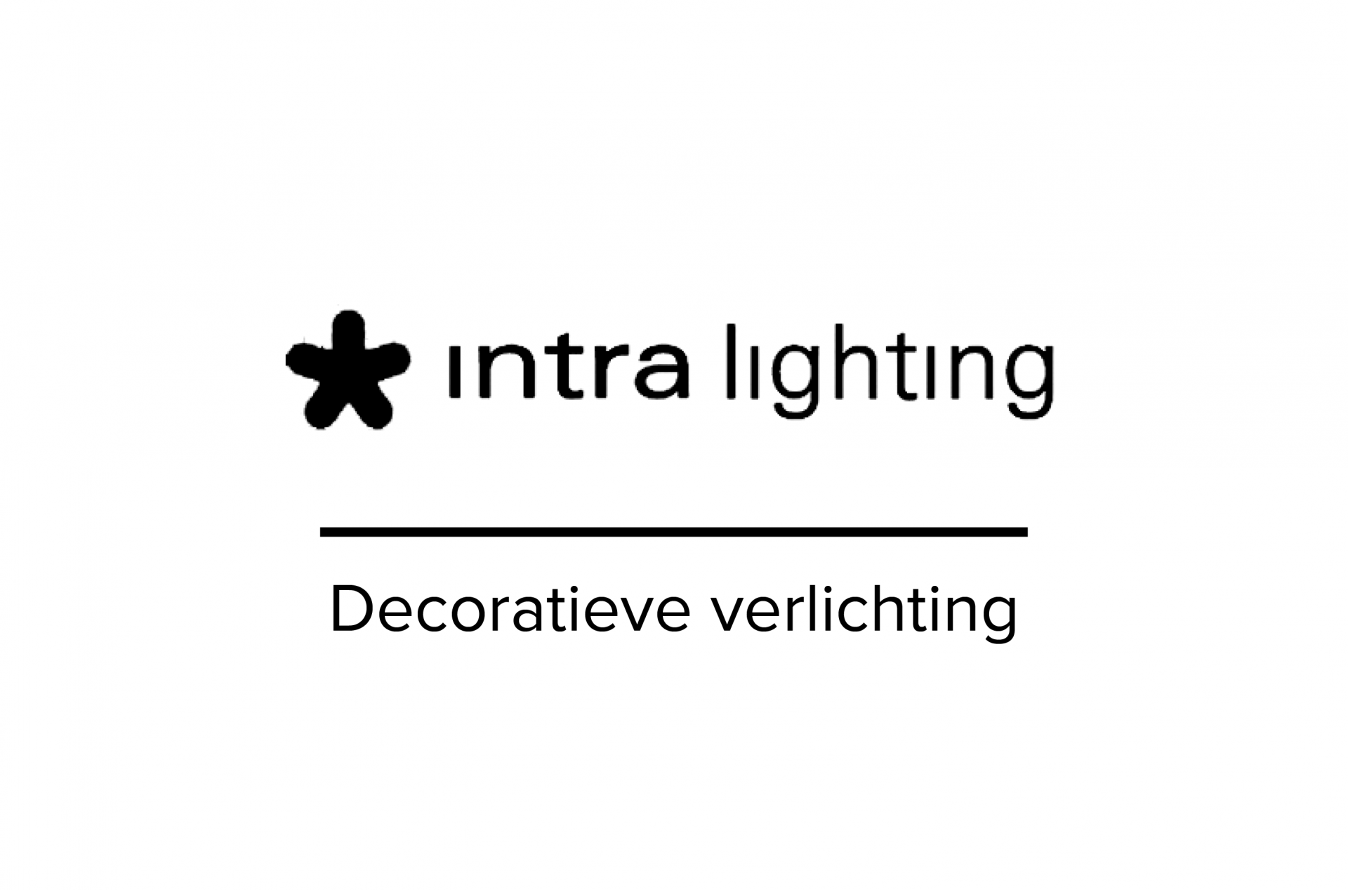 Intra Lighting designverlichting