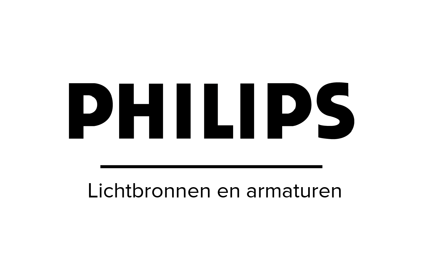 Philips lichtbronnen en armaturen